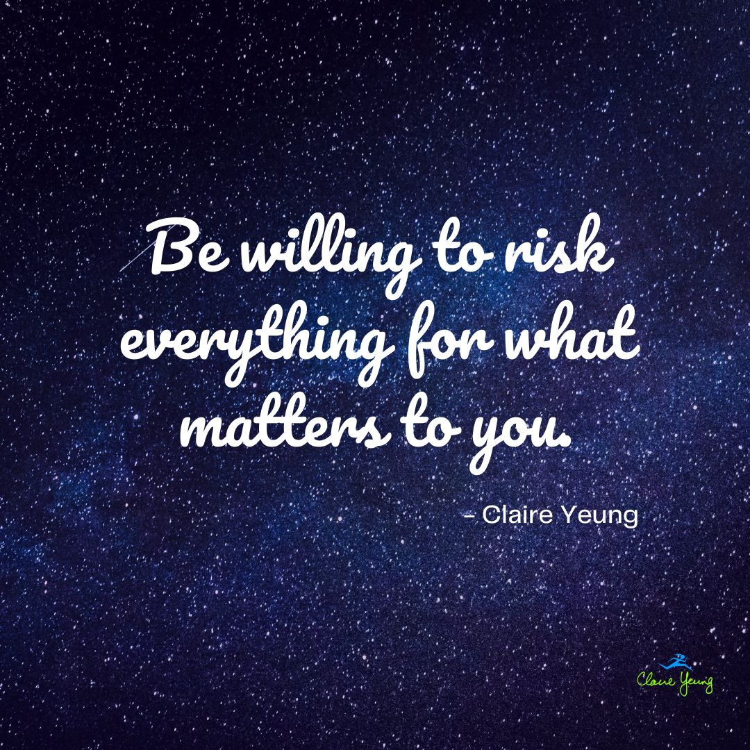 risk everything hope tile